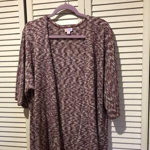 LuLaRoe Lindsey sweater